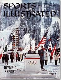 Image result for lake tahoe ski victory olympics 1960
