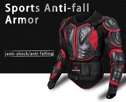 <b>WOSAWE Motorcycle</b> Armor <b>Jacket</b> Body Protection <b>Motorcycle</b> ...