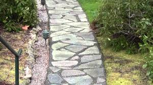stone patio installation: how to install slate patios amp walkways by peninsula landscape supplies