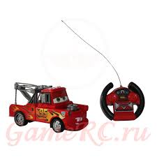 <b>Радиоуправляемая машина</b>-тачки грузовик <b>CS</b> toys Мэтр
