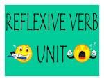 reflexive verb