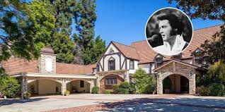 <b>Elvis Presley's</b> Former Los Angeles Home Sells for Nearly $30 Million