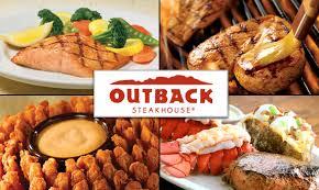 Image result for outback steakhouse food