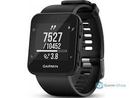 Умные <b>часы</b> черные <b>Garmin Forerunner 35</b> 010-01689-10 - в ...