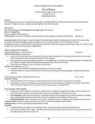 resume for academic advisor template career advisor resume