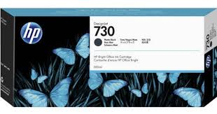 <b>HP 730</b> 300ml (<b>Matte</b> Black) • Find prices (20 stores) at PriceRunner »