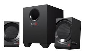Купить <b>Колонки CREATIVE Sound</b> BlasterX Kratos S3, 2.1, черный ...