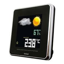 Метеостанция <b>Uniel</b> UTV-64 — купить в интернет-магазине ...