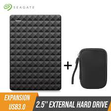 Seagate Expansion HDD 1TB 2TB 4TB <b>Portable</b> External Hard Drive ...