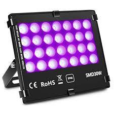 <b>UV</b> LED <b>Black Lights</b>, KINGBO High Power 30W <b>UV</b> LED <b>Blacklight</b> ...