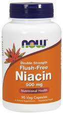 NOW <b>Niacin</b>, <b>Flush</b>-<b>Free</b> at Netrition.com.