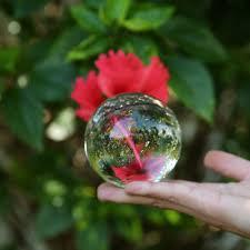 <b>50mm</b>/80mm/<b>100mm</b> Household Crystal Ball Quartz Glass ...