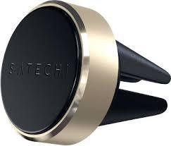 Автодержатель <b>Satechi</b> Aluminum Vent Magnet Mount, Gold [ST ...