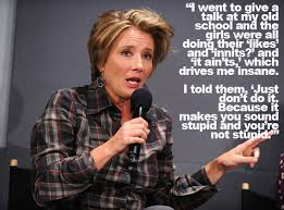 Emma Thompson's quotes, famous and not much - QuotationOf . COM via Relatably.com