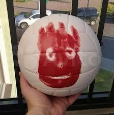 <b>Мяч волейбольный Wilson</b> из фильма Изгой купить в Москве ...