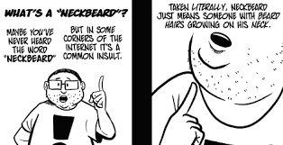 Image result for neckbeard comic