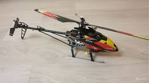 Большой <b>радиоуправляемый вертолет WL</b> Toys V913 купить в ...
