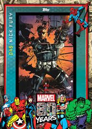 800cc Topps Marvel Collect <b>Thor</b> #<b>46</b> 80 Years Celebration DIGITAL ...