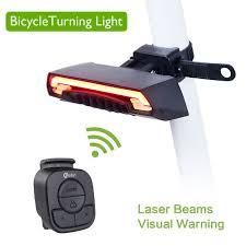 <b>Meilan X5 Bicycle Smart</b> Rear Light Bike Wireless Remote Turning ...