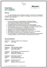 Sample Resume For Software Developer With   Years Experience