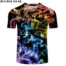 <b>Flame&Smoky 3D t shirt</b> Men <b>tshirt</b> Summer <b>T Shirt</b> Casual Top Short ...