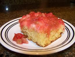 Gebakken rabarberpudding, Taart maken , taart recepten