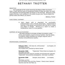 lance makeup artist resume sample resumes make up artist resume
