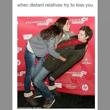 Distant Relative hug | Funny Pictures, Quotes, Memes, Jokes via Relatably.com