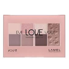 Набор <b>теней для век</b> `LAMEL PROFESSIONAL` OH <b>MY</b> EYE LOVE ...