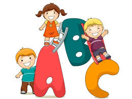 Image result for cartoon children learning