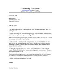 cover letter sample for mba finance