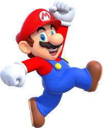 <b>Марио</b> (персонаж игр) — Википедия