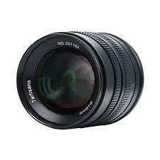 <b>7artisans</b> APS-C <b>55mm F1</b>.<b>4</b> Manual Fixed Lens for Fuji X: Amazon ...