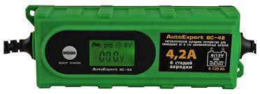 Зарядное <b>устройство AutoExpert BC-42</b> — купить по выгодной ...