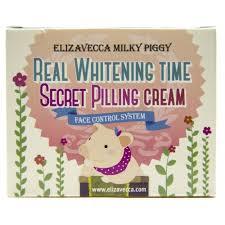 <b>Осветляющий крем-пилинг для</b> лица Elizavecca Milky Piggy Real ...