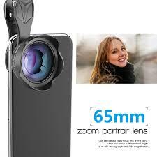 <b>ULANZI</b> 65 мм HD телефото портретный телефон <b>объектив</b> ...