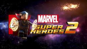 Lego Marvel <b>Super Heroes</b> 2 Trailer - YouTube