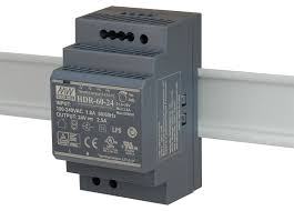 <b>60W</b> 24VDC Ultra Slim DIN Rail PSU - <b>D</b>-Link Malaysia
