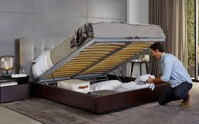 Как собрать кровать с <b>подъемным механизмом</b>