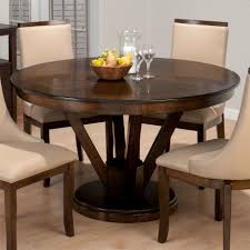round dining table base:  create warm dining setting with rustic round dining room tables awesome small dining room design