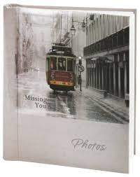 <b>Фотоальбом BRAUBERG Трамвай</b> (391125) 120 фото для ...
