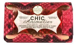 Купить <b>мыло Chic Animalier Red</b> Tea Leaves &amp; Tiare Soap ...