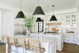 photos hgtv beach house kitchen nickel oversized pendant