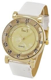 Наручные <b>часы Тик</b>-Так H737 Белые/желтый — купить по ...