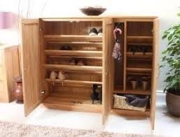 Oak <b>Shoe</b> Cabinet - Ideas on Foter