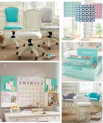 desks trays and calendar on pinterest chic office ideas
