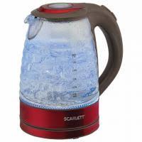 <b>Чайник SCARLETT SC-EK27G62</b>, 1,7 л, 2200 Вт, закрытый ...