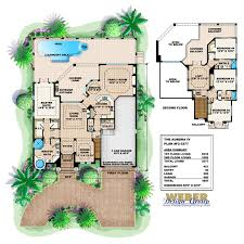Tuscan House Plan   Aurora House Plan   Weber Design GroupAurora IV House Plan