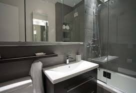 small bathroom chandelier crystal ideas: small bathroom luxury crystal chandelier with new on pinterest grey tiles porcelain floor regarding