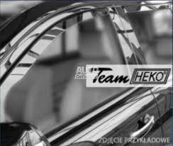 <b>Вставные дефлекторы боковых окон</b> Team Heko 10203 AUDI 80 ...
